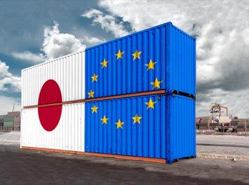 Acordo entre a U.E e o Japão - JOMATIR