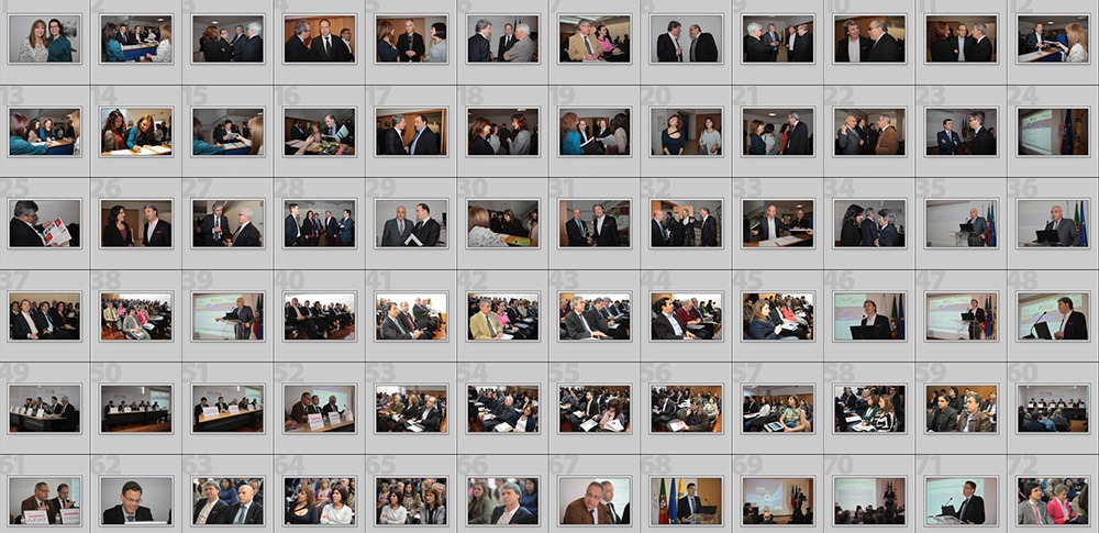 """Photographic report of the Seminar """"Exportation/Internationalization in Portugal 2020"""