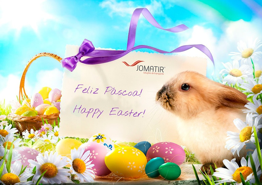 It is JOMATIR's sincere wishes to all its Customers, Suppliers, Partners and Friends in this Easter season.
