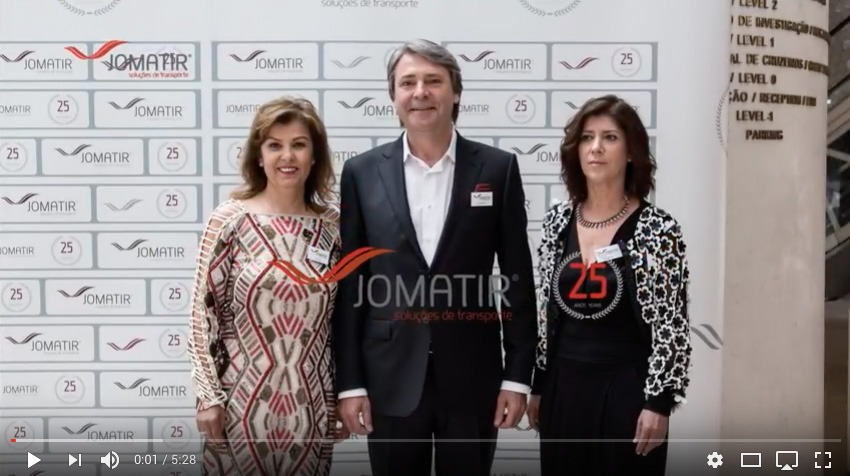 Video report of the event commemorating 25 years of JOMATIR. The event took place in the past...